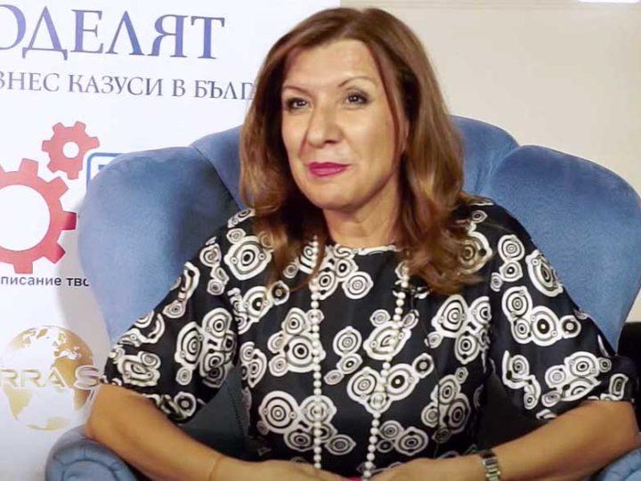 Адвокат Петя Мургова: правото е моя кауза, мечта и страст
